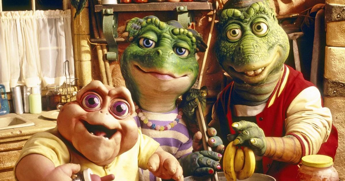dinosaurs sitcom