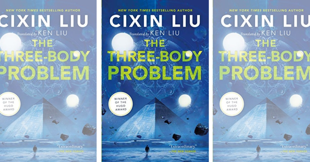 the three body problem on kindle