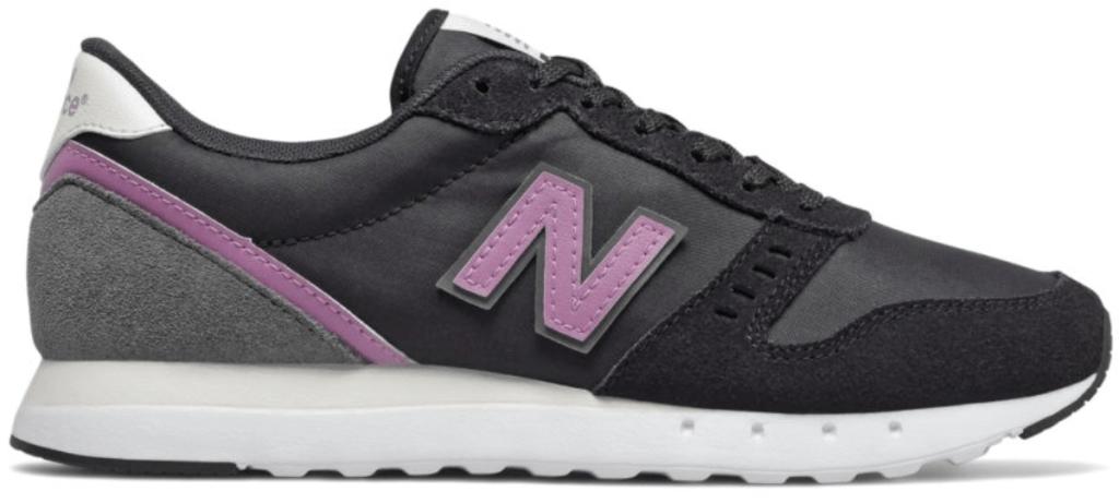 new balance womens 511 v2 running shoe black and pink