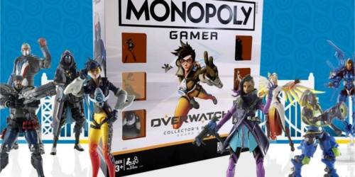Monopoly Overwatch Collector's Edition Game Only $9.99 on Walmart.com (Regularly $50)