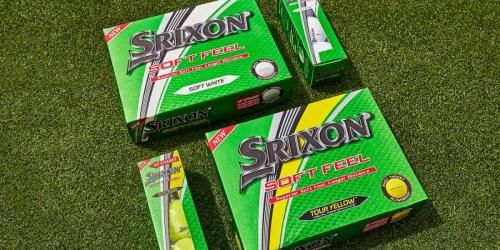 24 Srixon Golf Balls Only $19.99 Shipped on Amazon ($40 Value)