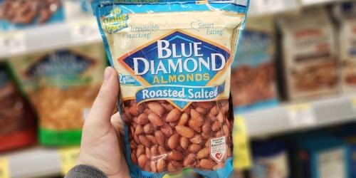 Blue Diamond Almonds 16-Ounce Bags Only $4.56 Each Shipped on RiteAid.com