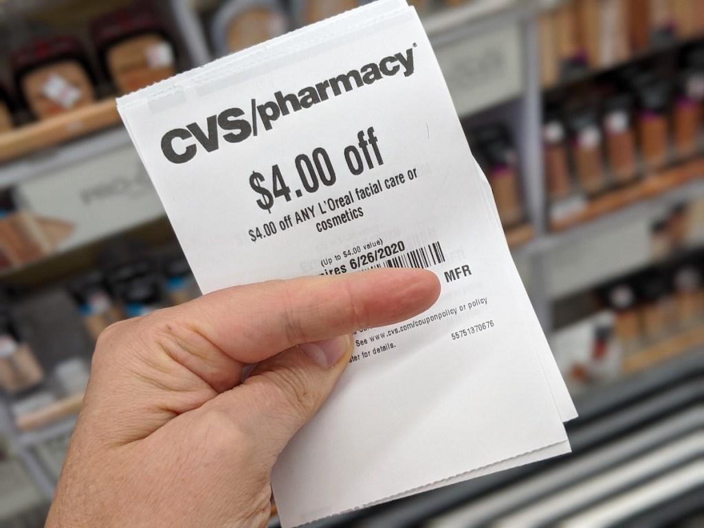 CVS Magic Coupon no barcode