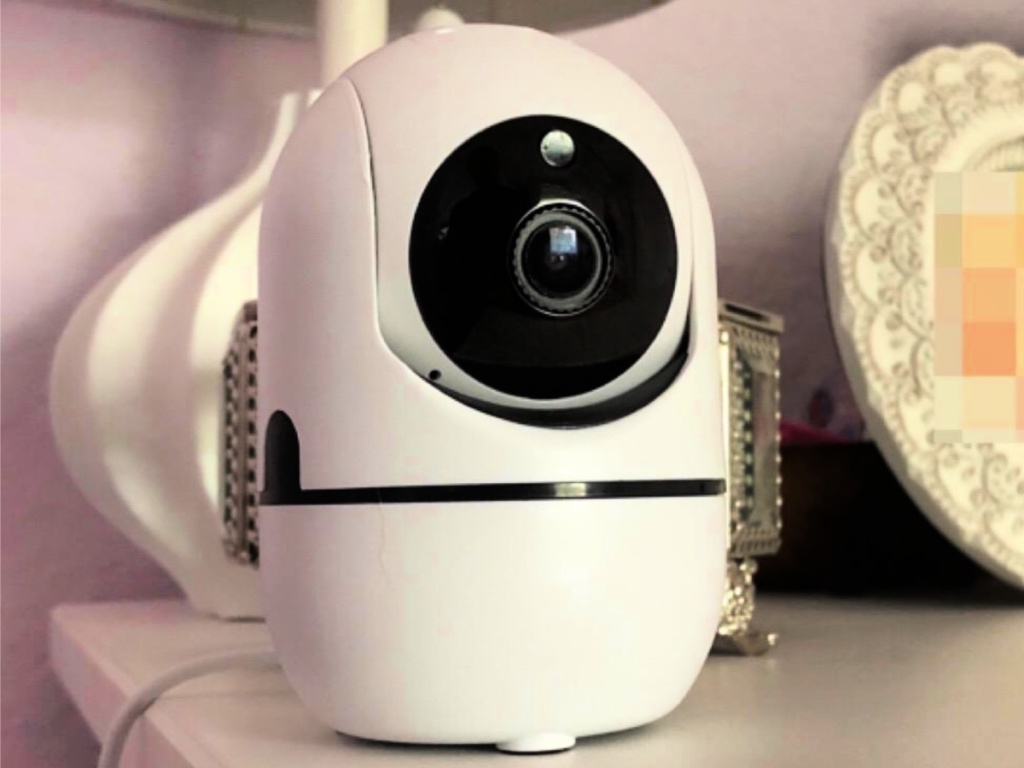 Cacagoo Video Baby Monitor w/ Camera & Audio