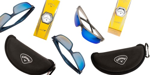 Callaway Sunglasses, Case & Golf Balls Just $24.88 for Sam's Club Members