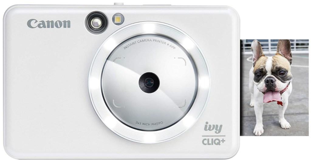 Canon Cliq Plus camera