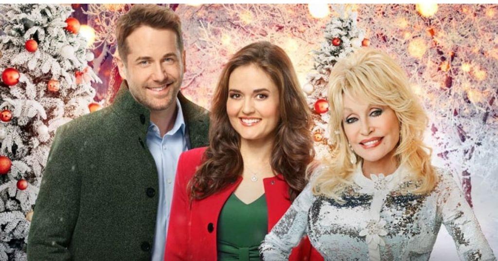 Christmas in Dollywood Movie Scene