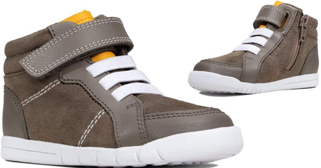 Clearks boys sneakers