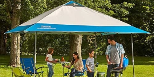 Coleman 13′ x 13′ Instant Eaved Shelter Only $119.99 Shipped on Costco.com (Regularly $230)
