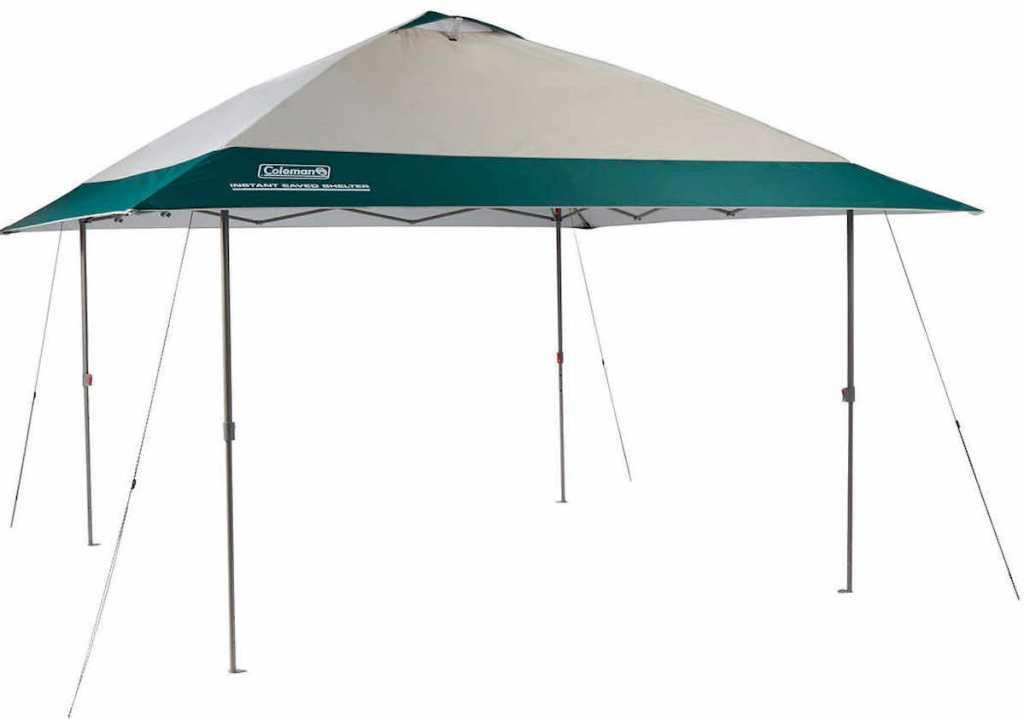 Coleman 13' x 13' Instant Eaved Shelter