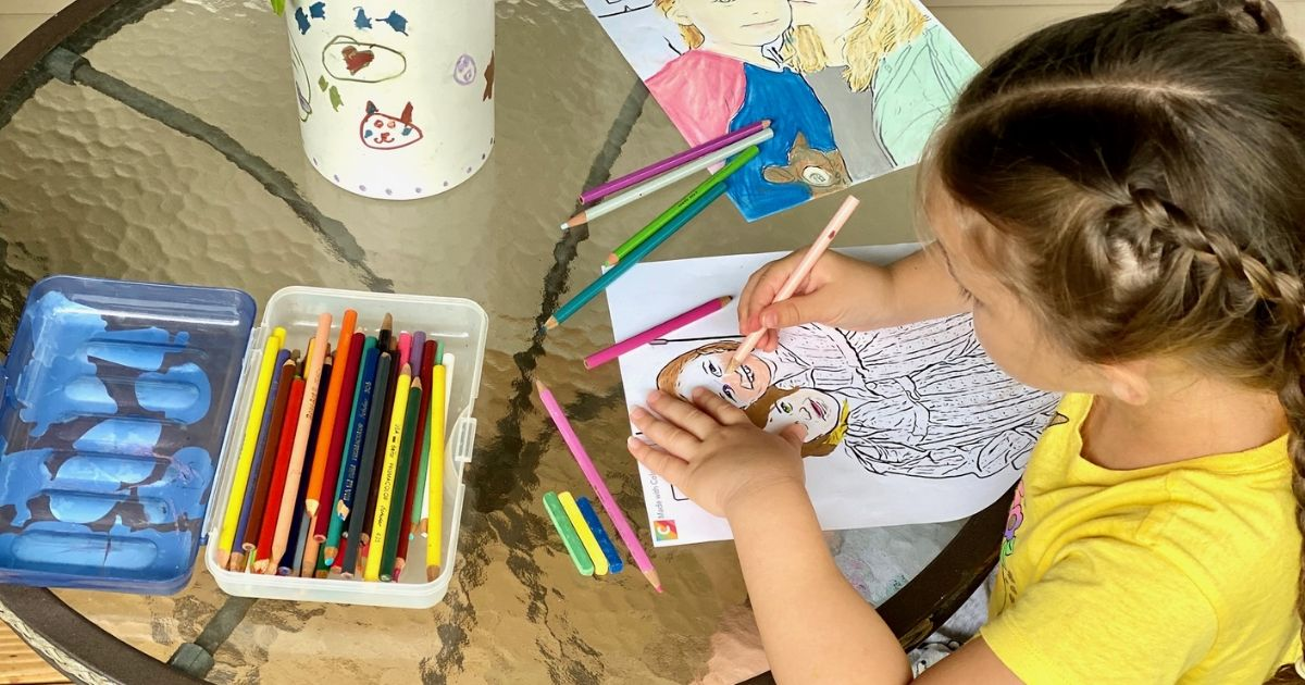 Turn Photos into Coloring Pages with this Free App | Hip2Save