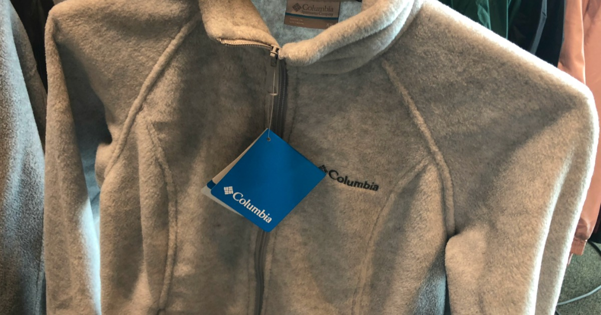 Columbia Fleece Jackets for the Family from $15 (Regularly $36+)