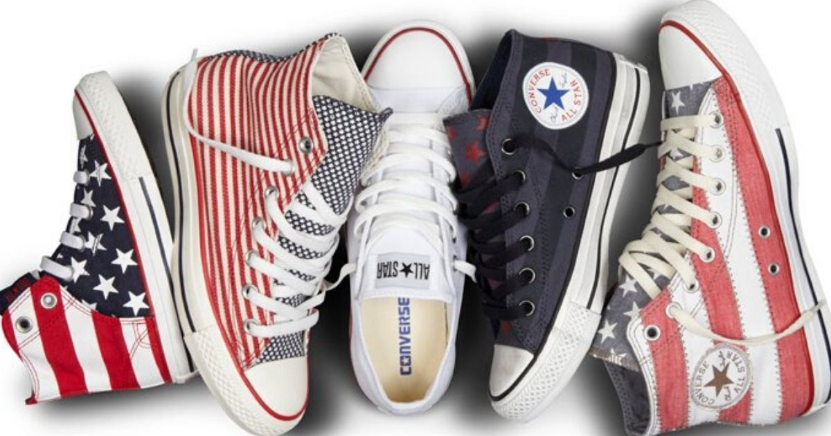 Converse Coupon Code |All Star Shoes for $25 Shipped