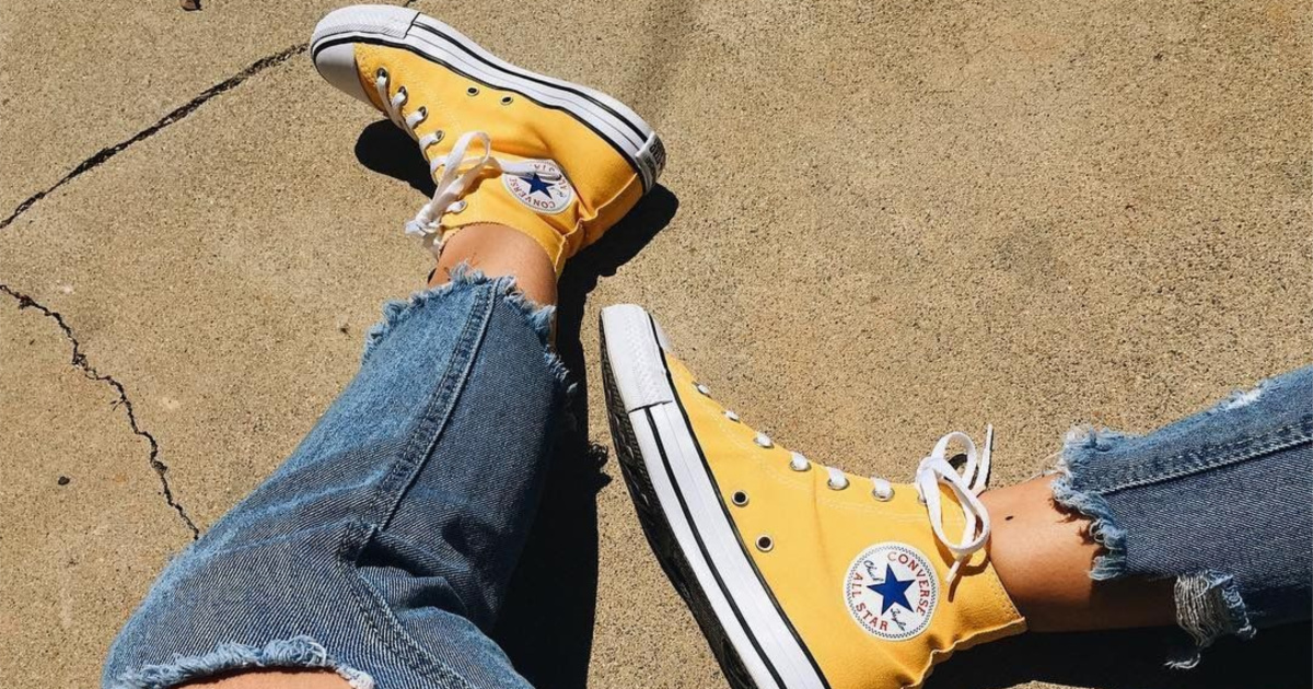 Converse Chuck Taylor Shoes for the
