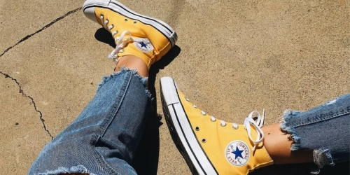 Converse Chuck Taylor Shoes for the Family Only $25 Shipped (Regularly $50+)