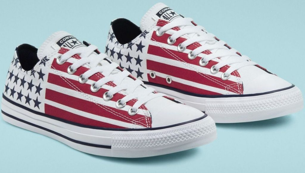 low top converse all-star shoes