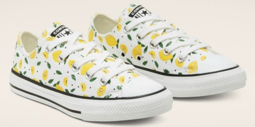 Up to 50% Off Converse Shoes for the Family + Free Shipping