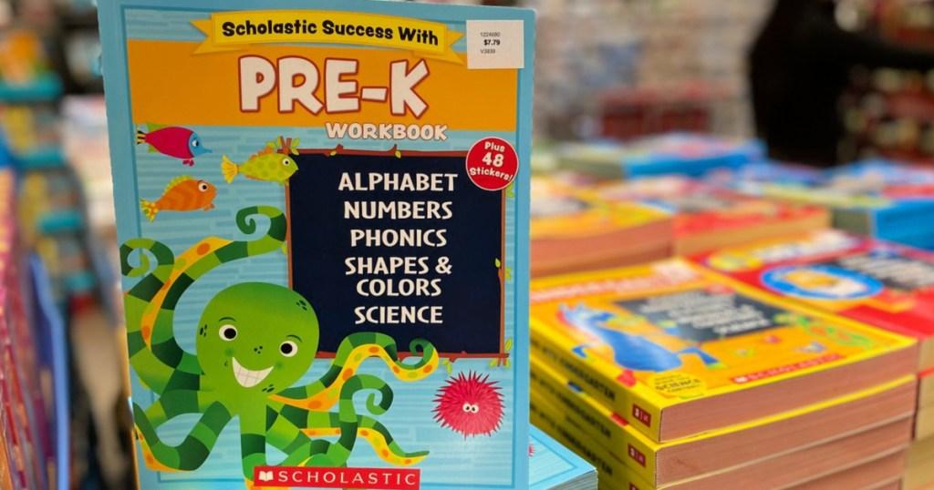 Costco Kids Workbooks