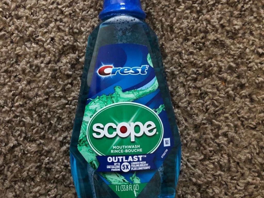 1 liter mouthwash