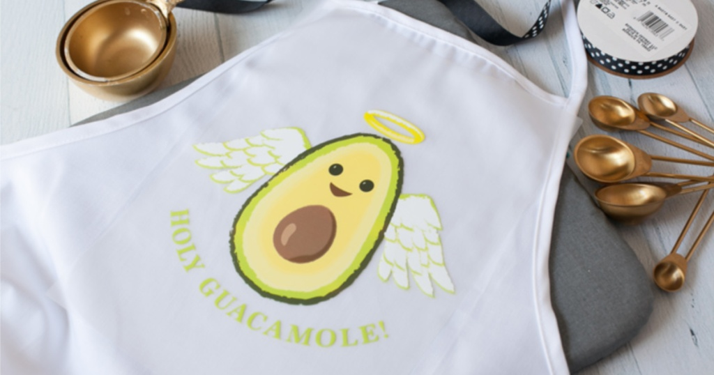 avocado with wings and