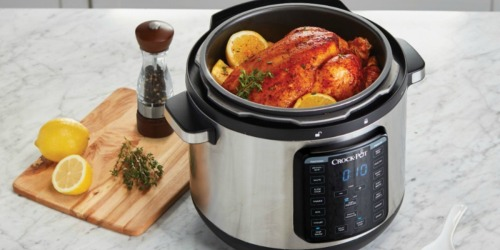 Crock-Pot Express 8-Quart Multi-Cooker Only $49.99 Shipped on Best Buy (Regularly $130)