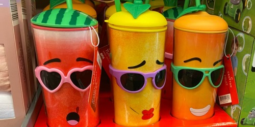 Summer Fruit Tumblers Only $3.99 at ALDI