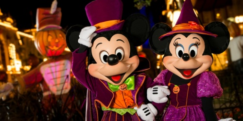 Mickey's Not-So-Scary Halloween Party Nights Cancelled for 2020