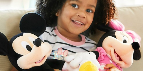 Disney Plush Toys from $8.54 Each Shipped (Regularly $23)