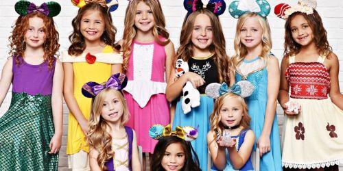 Disney Princess & Superhero Inspired Dresses Just $16.98 Each Shipped