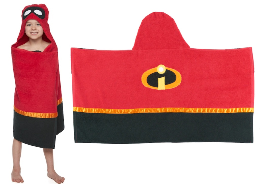 Disney / Pixar The Incredibles Bath Wrap