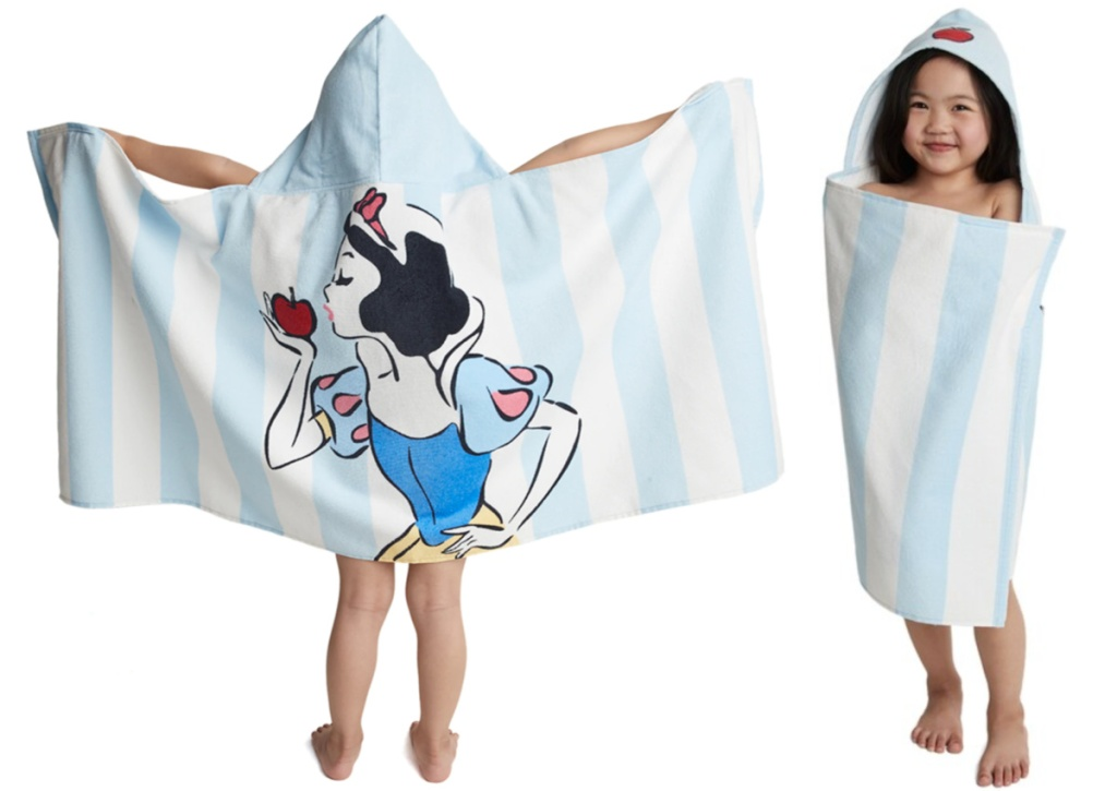 Disney's Snow White Hooded Towel