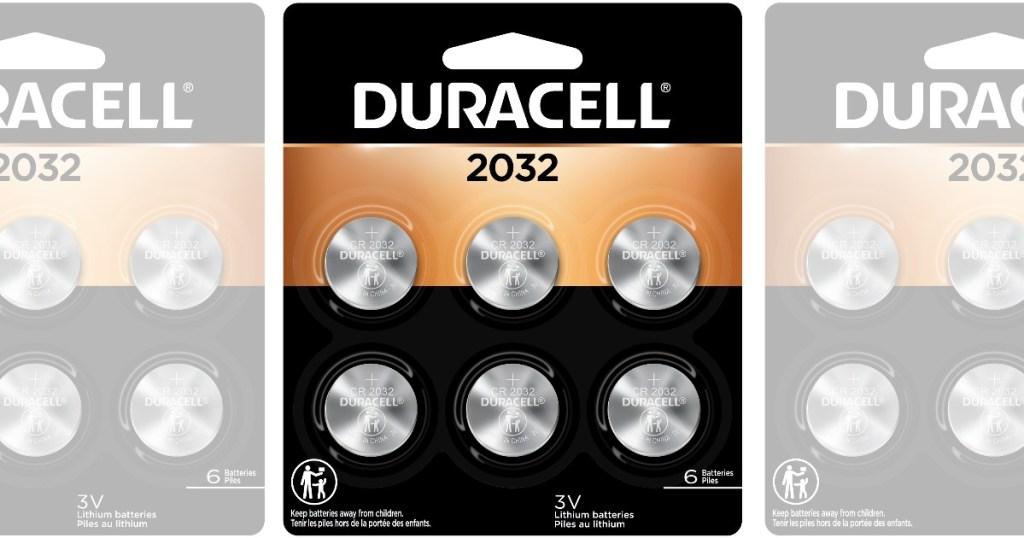 Duracell Coin Batteries
