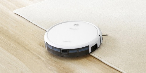 Ecovacs DEEBOT Robotic Vacuum Cleaner Just $159.98 for Sam's Club Members (Regularly $240)