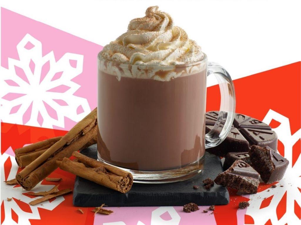 El Pollo Loco Mexcian Hot Chocolate