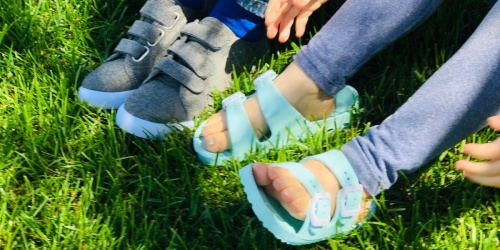 Score TWO Pairs of FabKids Shoes for Only $9.95 Shipped