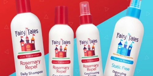 High Value $2/1 Fairy Tales Hair Care Coupon