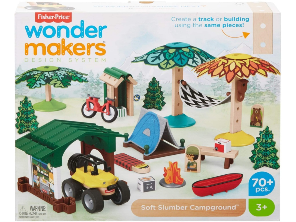 Fisher Price Wonder Makers Playset Box