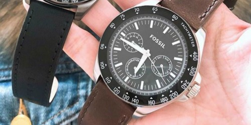 Fossil Men's Watches from $19 Shipped (Regularly $99+) + Free Engraving