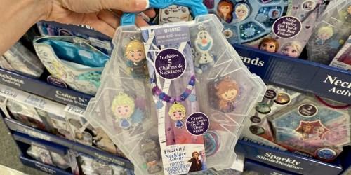 Disney Frozen 2 Necklace Activity Set Only $5.99 on Amazon (Regularly $13)