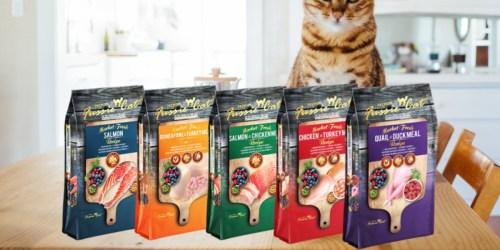 2 Free Fussie Cat Food Samples