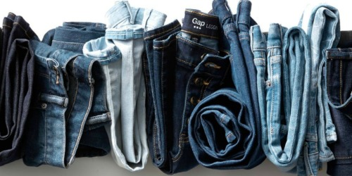 GAP Jeans Only $19.99 (Regularly up to $80)