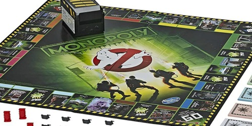 Monopoly Game Ghostbusters Edition Only $15.88 on Amazon (Regularly $30)
