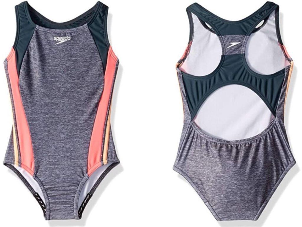 girls speedo bathing suit