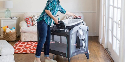 Graco Portable Seat & Changer Pack 'n Play Only $83.99 Shipped (Regularly $160)