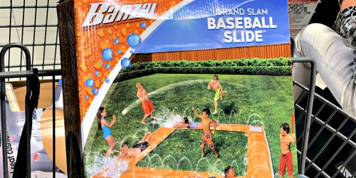 Banzai Water Slide & Obstacle Course Just $16.99 Each at ALDI