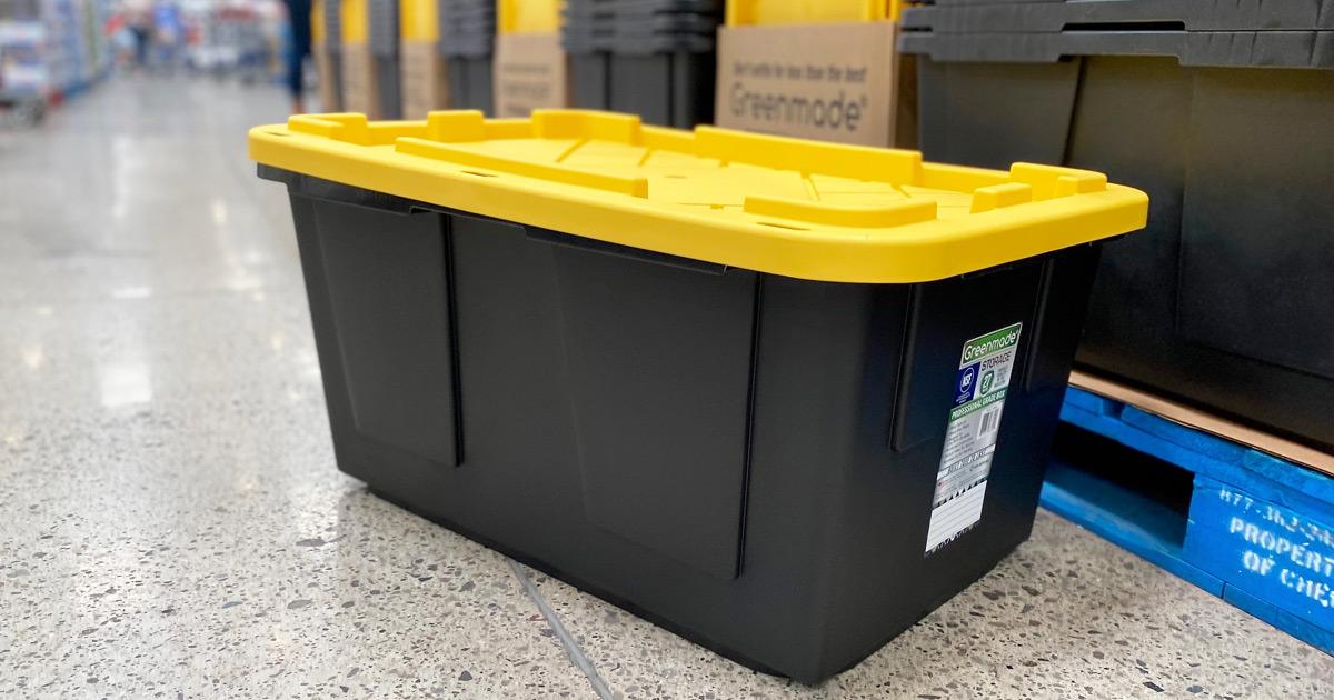 Greenmade 27 Gallon Storage Tote