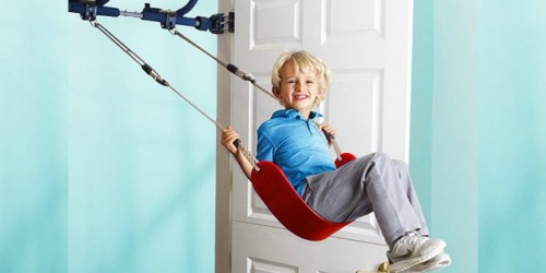 Indoor Swing Just $74.79 on Zulily | Fits on Most Door Frames
