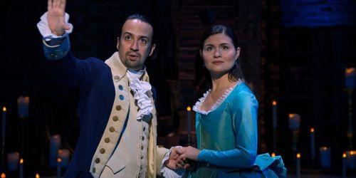 "Broadway's ""Hamilton"" Streaming Now on Disney+"
