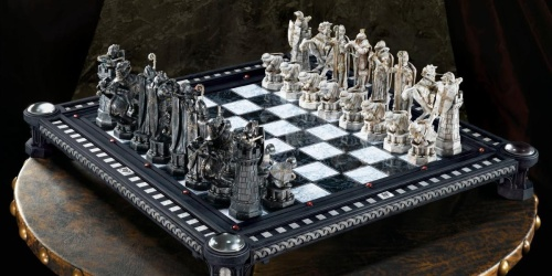 Harry Potter Chess Set Only $39.90 Shipped on Amazon (Regularly $100) | Highly Rated