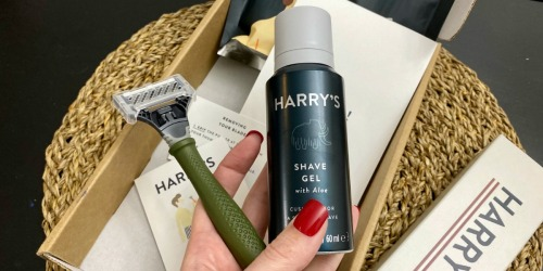 Harry's Shaving Kit ONLY $3 Shipped